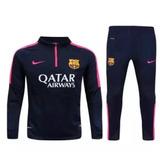 Conjunto Nike Barcelona Buzo Y Pantalon Azul