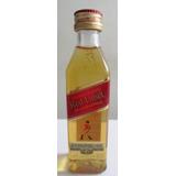 B9794 Uisque Escocês Johnnie Walker Red Label, Miniatura