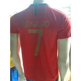 Camisa Nike Portugal 2018 N. 7