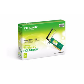54 Mbps Wireless G Pci Adapter Tp Link