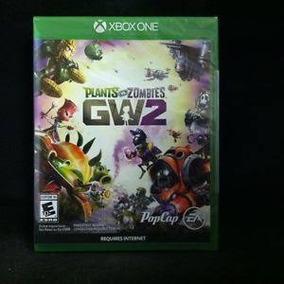 Juego Para Xbox One Plantas Contra Zombies 2