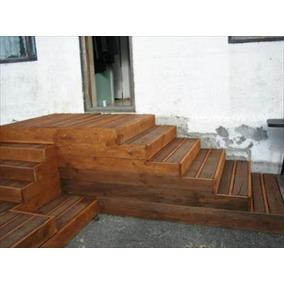 Escaleras Tipo Palet De Lujo A La Medida