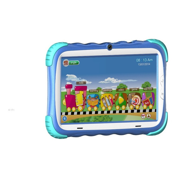 Tablet Para Chicos Camara 8gb 1ram 7 Hd + Funda!! Cuotas