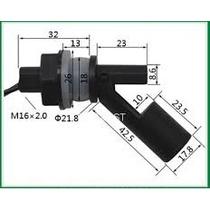 5 Piezas Sensor Interruptor Magnético De Nivel Tipo Flotador