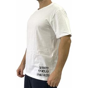 Camisetas De Treino Academia Musculação Lateral Estampa
