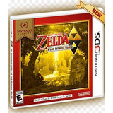 Nuevo Fisico Nintendo 3ds Zelda Link Between Two Worlds