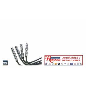 Cables Bujias Polo Lupo (1.6 Lts)(econom