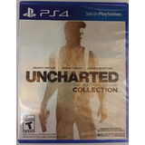 Uncharted Collection Ps4 Fisico Sellado Envios O San Miguel