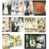 Coleção Wedding Para Dg Foto Art Vol 1 Ao Vol 50 + Brindes