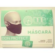 Kit 5 Mascara Ddn Protect Com Tratamento Antibactericida