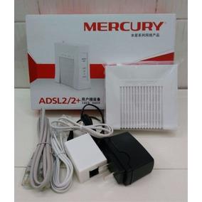 Modem Internet Adsl2/2+ Mercury Banda Ancha Cantv Nuevo 100%