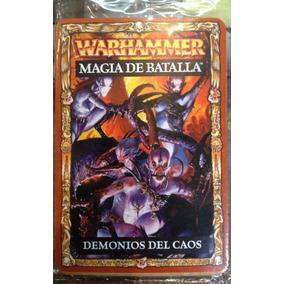 Warhammer Magia De Batalla, Demonios Del Caos