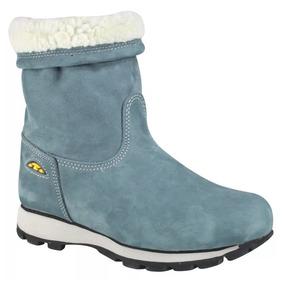 Bota Bull Terrier Snow Trail Lã Jeans Femi Promoção Original