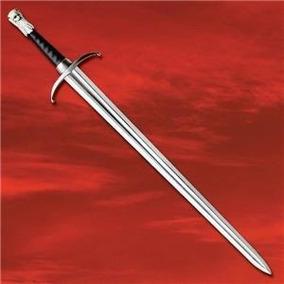 Espada Jon Snow Game Of Thrones Oficial Aço Geek
