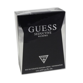 Perfume Guess Seductive Homme 3,4 Oz / 100 Ml 100% Original