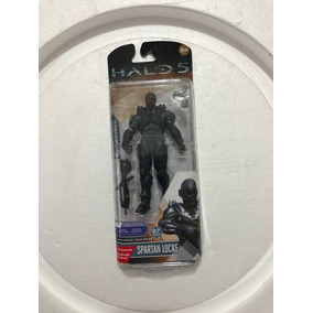 Figuras Halo Mcfarlane Spartan Locke Kelly No Master Chief