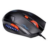 Mouse Teclado Cable Azzor Fabuloso X3 Usb 6 Botone 2400 Ppp
