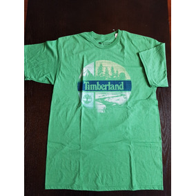 0f24e437 Timberland Camiseta Talla Small Color - Ropa y Accesorios - Mercado ...