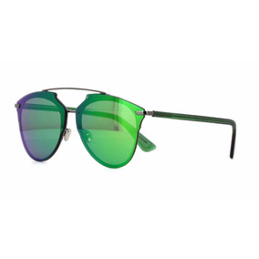 Lentes De Sol Christian Dior Reflected Pixel Green Fiusha