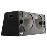 Caixa Dutada Trio Power Para 2 Alto-falantes De 12