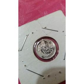 Moneda 5 Centavos Federal 1892,plata Barato