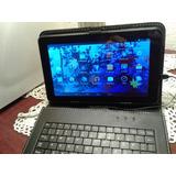 Tablet 10 Coby Con Teclado Nueva!!