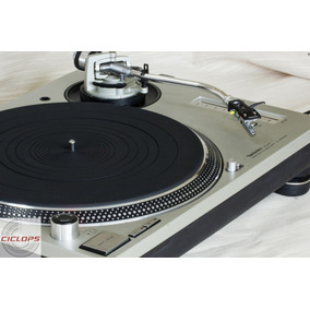 Toca Disco Technics Sl 1200 Mk3d Mk2 Mk5 Mk6 1210 Ortofon Ii