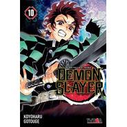 Demon Slayer - Kimetsu No Yaiba 10 - Manga - Ivrea