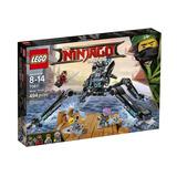 Lego Ninjago Movie Guerrero Acuatico Water Strider 70611