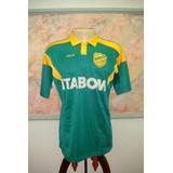 Camisa Futebol Xv De Novembro Jaú Sp Antiga Argos 1067
