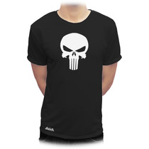 The Punisher / Playeras Y Blusas /