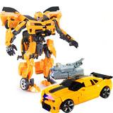 Transformers Bumblebee + Mascara Sonido Led 78725/ Fernapet