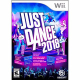 Just Dance 2018 Wii Nuevo
