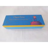 Caixa Artesanal Madeira Pequeno Príncipe 23cm Coisas Cativou