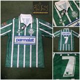 Camisa Palmeiras Retrô Parmalat 1993 / 94