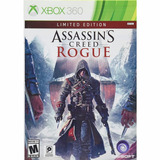 Assassins Creed Rogue Limited Edition - Xbox 360 ( Nuevo )