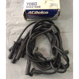 Cables De Bujias Chevrolet Silverado- Tahoe Acdelco Original