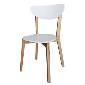 Silla Ragnar Laqueada Diseño Nordico - Desillas