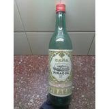 Botella Antigua Caña Piragua