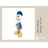 Pato Donald En Cemento - Decoracion De Jardín