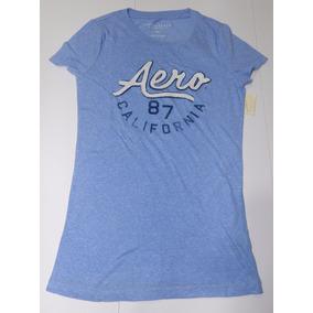 Camiseta Camisa Aéropostale Original Hollister Feminina
