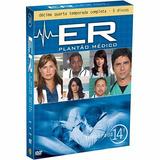Er - Plantão Médico - 14ª Temporada Completa ( Lacrado)