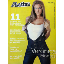 Veronica Montes Revista Vida Latina