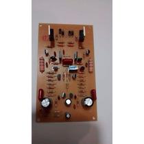 Placa Excitadora Studio R Bx (2 Placas Montada)