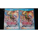 Hyrule Warriors Wii U Nuevo Sellado