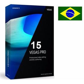 Sony Vegas Pro 15 Envio Imediato