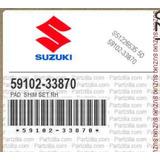Pastillas De Freno Delanteras Suzuki V-strom 650 Dl
