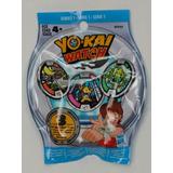 Medallas Yokai Yo-kai Watch Serie 1 / Paquete Con 3 Medallas