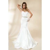 Vestido De Noiva Lindo Estilo Sereia