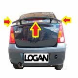 Spoiler Aleron Renault Logan Todos Los Modelos Luz Stop